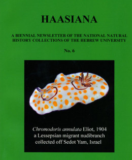 Haasiana no. 6, April 2012